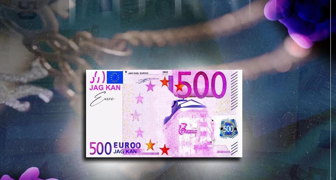 """Euroo gör debut med singeln """"JAG KAN"""""""