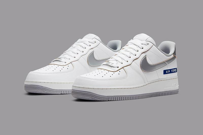 "Kolla in Nike Air Force 1 ""Label Maker"""