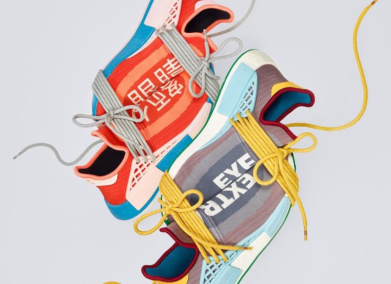 "Pharrell & adidas Originals släpper NMD Hu ""Extra Eye"" Collection"