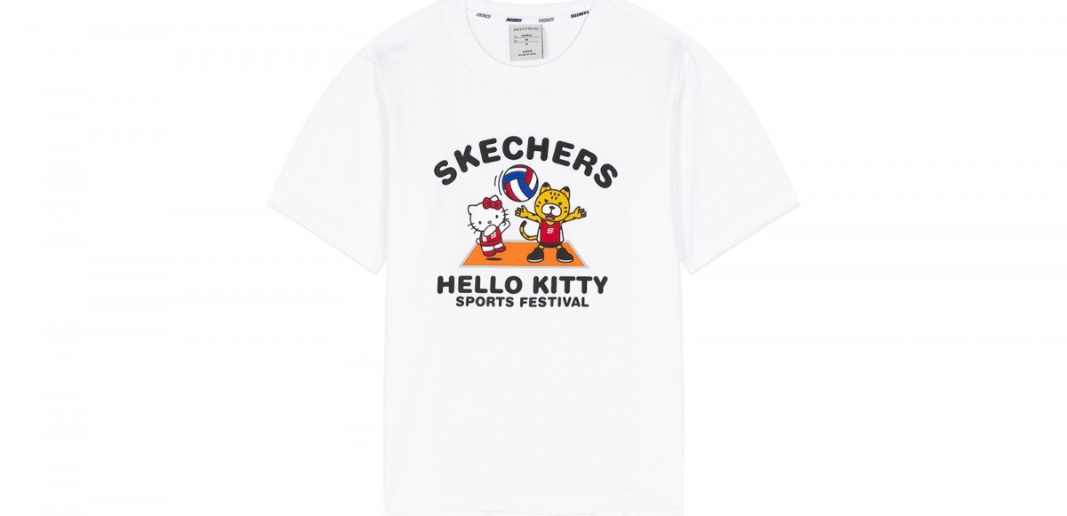 Skechers x Hello Kitty samarbetar på kollektion