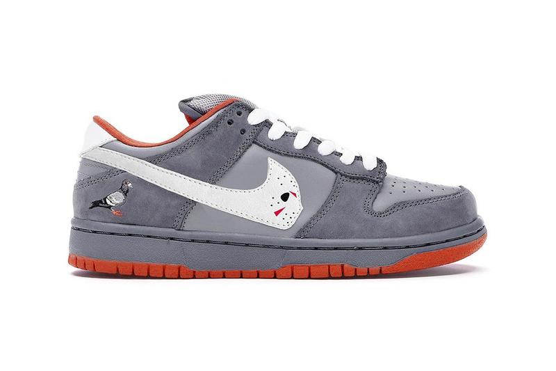 Staple Pigeon & Warren Lotas visar upp specialdesignad Nike SB Dunk Low