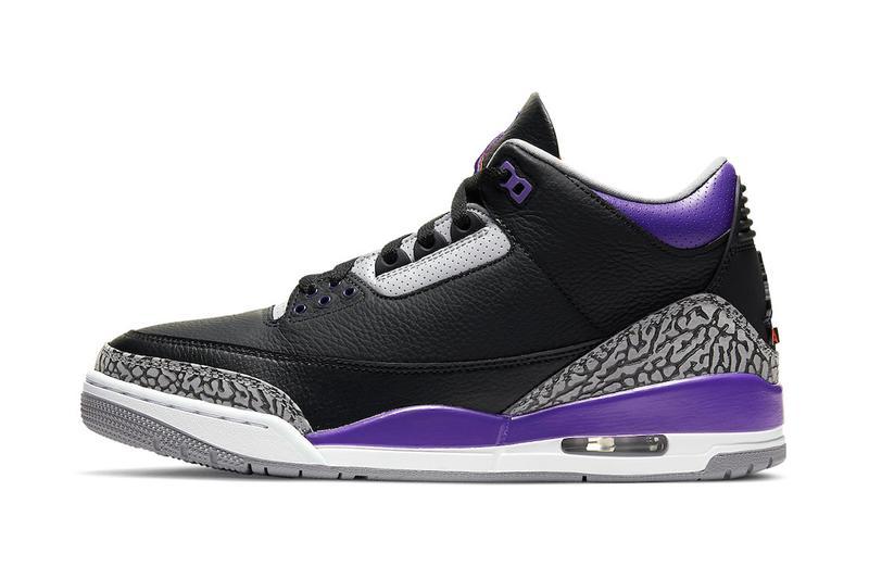 """Då släpps Air Jordan 3 """"Court Purple"""""""