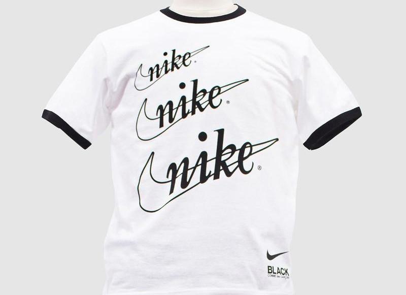 BLACK COMME des GARÇONS släpper T-shirts med Nike