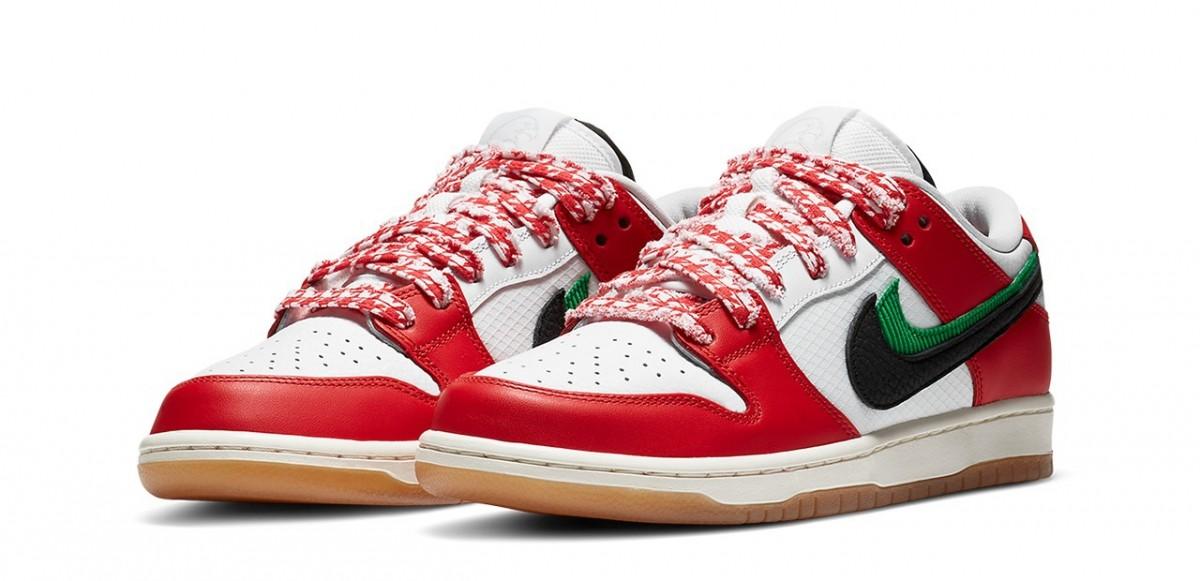 """Nike SB teamar upp med Dubai's Frame Skate för SB Dunk """"Habibi"""""""
