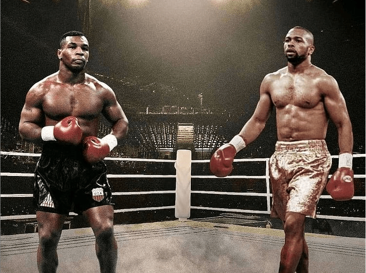 Mike Tyson vs Roy Jones Jr: Allt du behöver veta