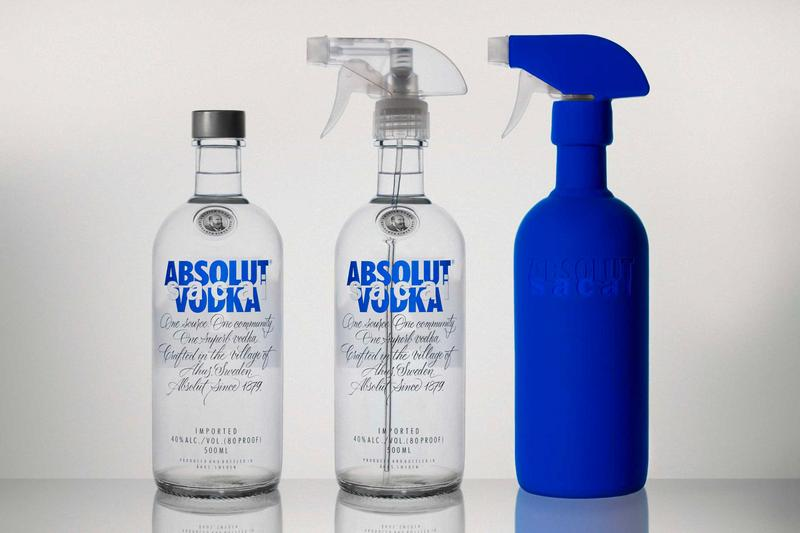 Absolut Vodka & sacai släpper limiterat samarbete