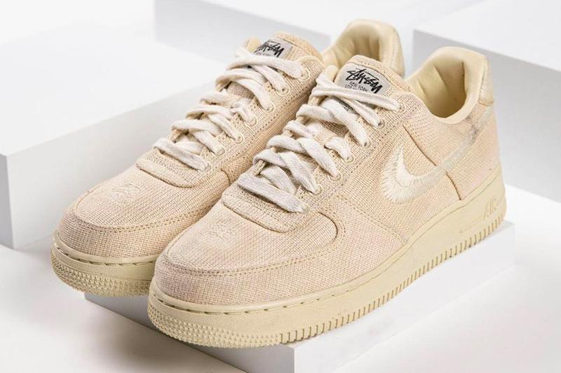 Då släpps Stüssy x Nike Air Force 1 Low