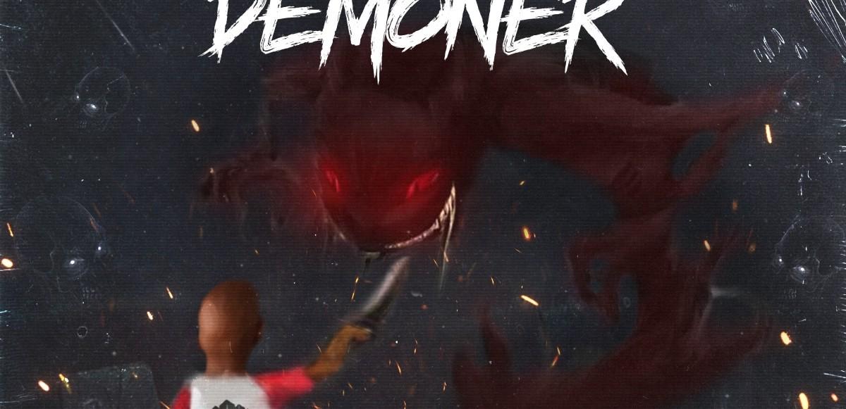 Alex Ceesay reflekterar över livet på albumet 'Fightas mot demoner'