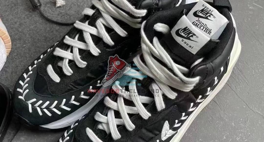 Bilder läcks på Nike x Sacai x Jean-Paul Gaultier