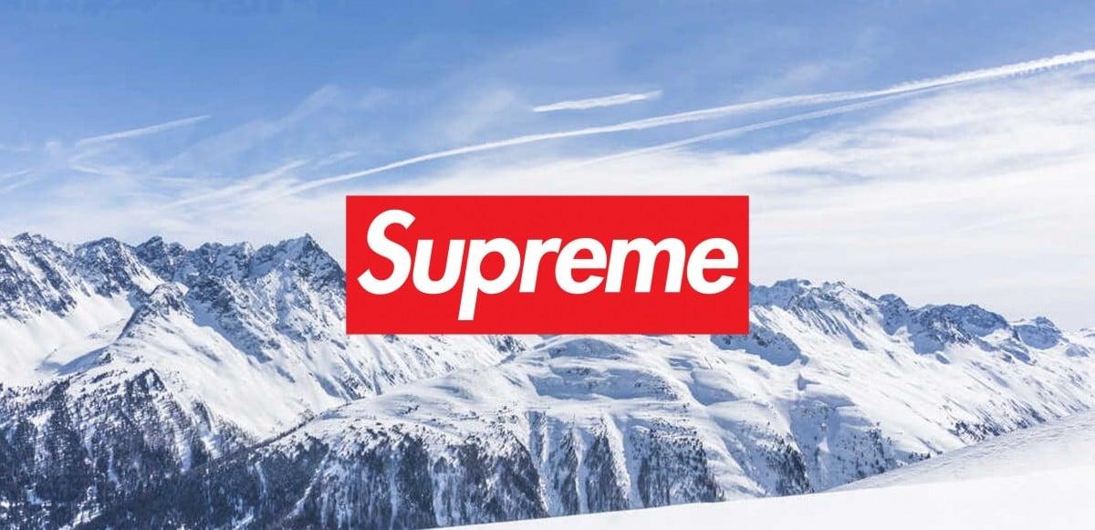 Supreme delar video på bob-släde