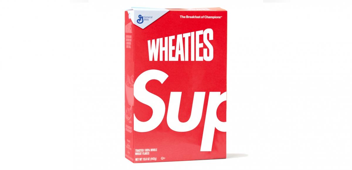 Supreme x Wheaties släpper flingor