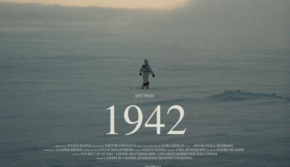 """Ant Wan släpper musikvideo till """"1942"""" från albumet 'Leylas World'"""