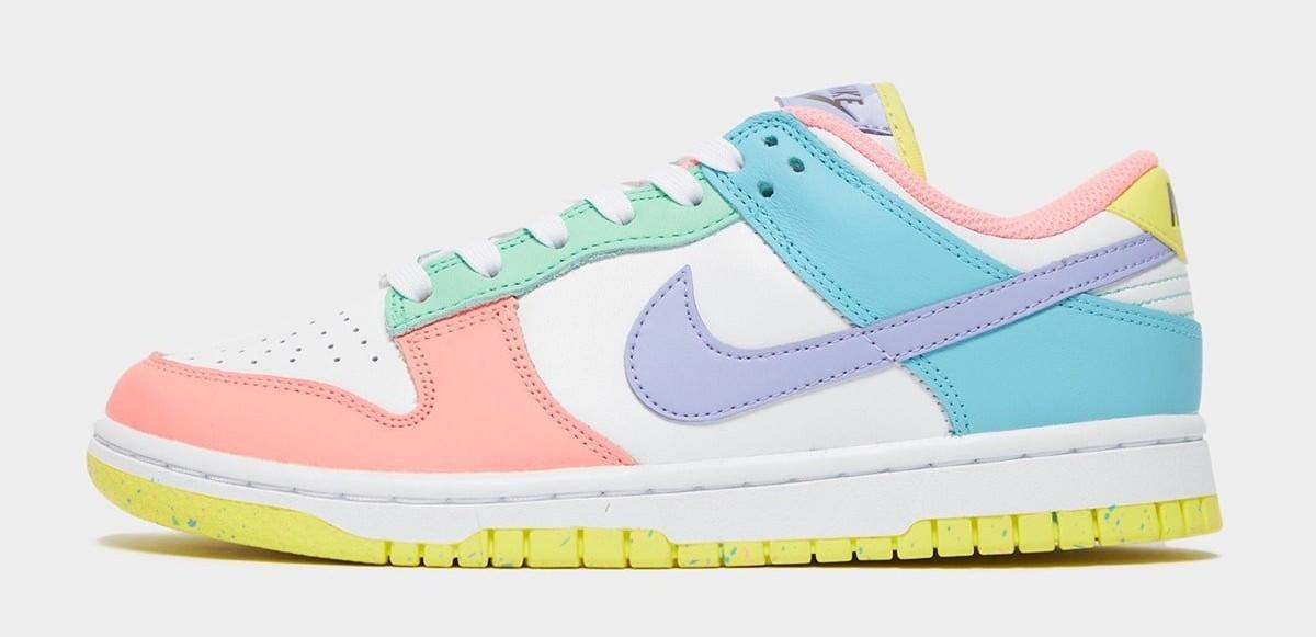 """Se första bilderna på Nike Dunk Low """"Easter"""""""