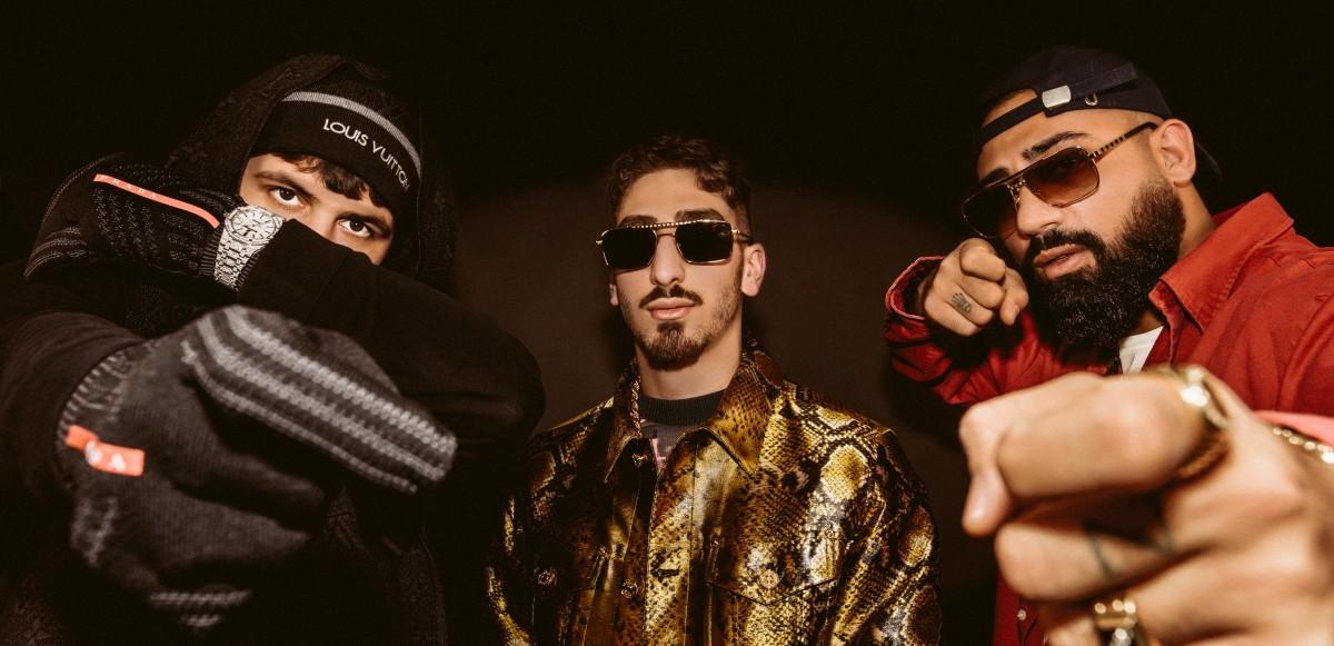 """Ricky Rich gästats av tyska Dardan & Zuna på remix av """"Habibi"""""""