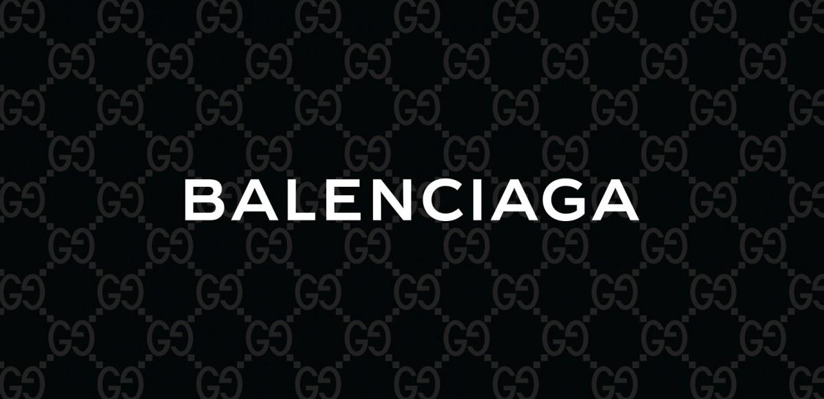 Gucci & Balenciaga kan ha ett samarbete på gång