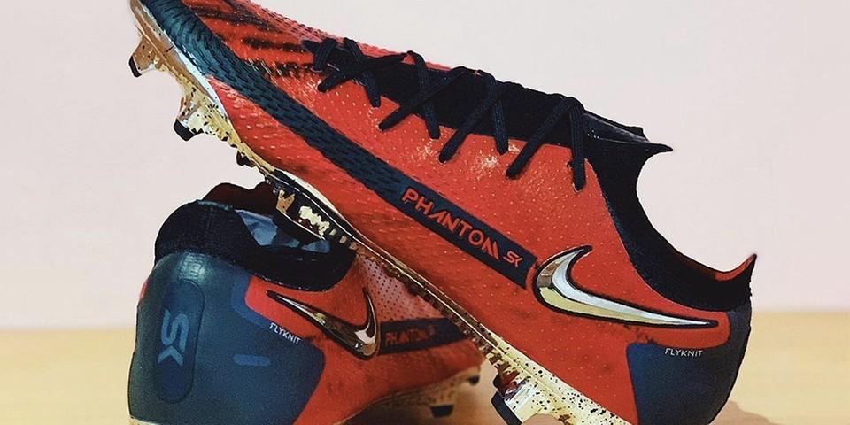 Skepta släpper fotbollsskor med Nike inför Champions League