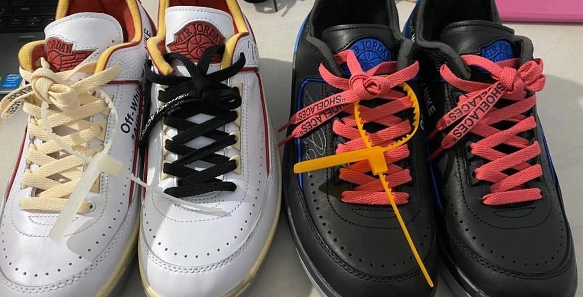 Då släpps Off-White™ x Air Jordan 2