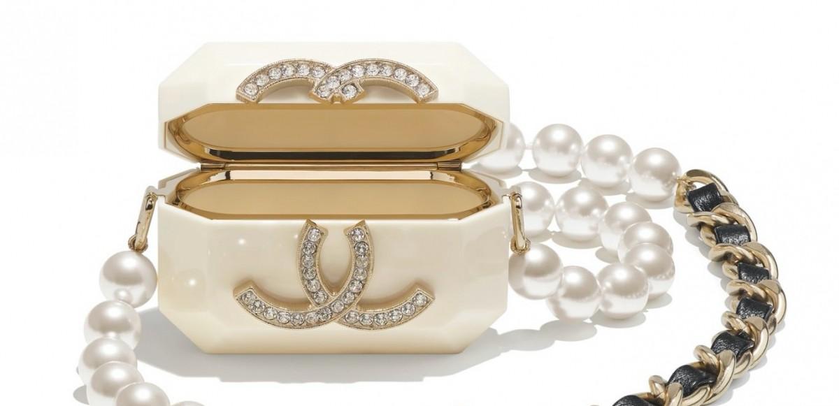 Chanel släpper lyxigt AirPod-case värt över 20.000kr