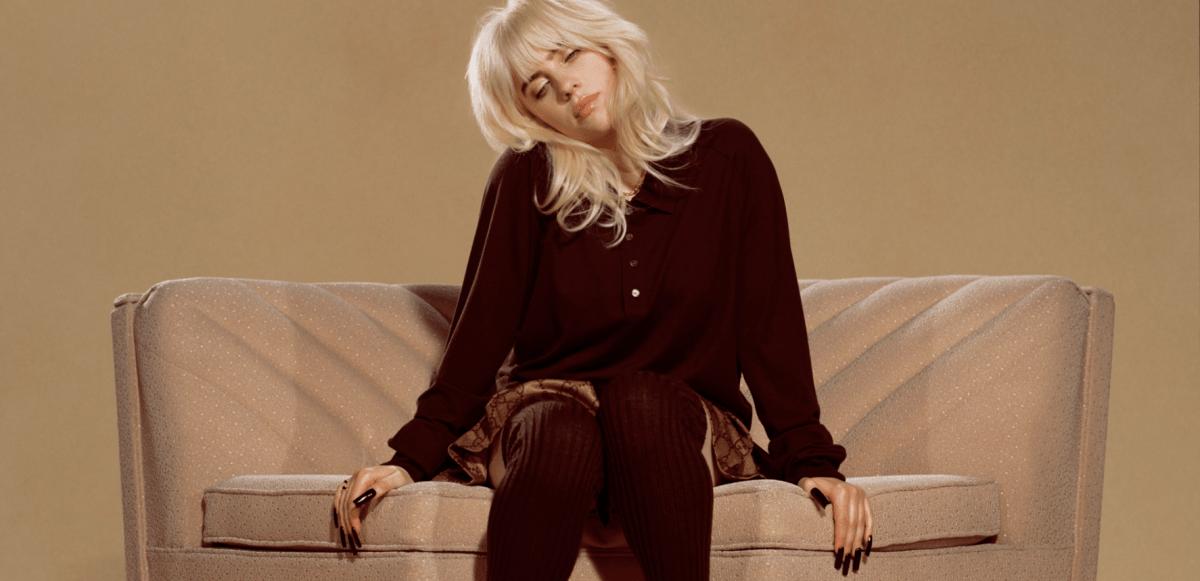 Billie Eilish släpper nya skivan 'Happier Than Ever'