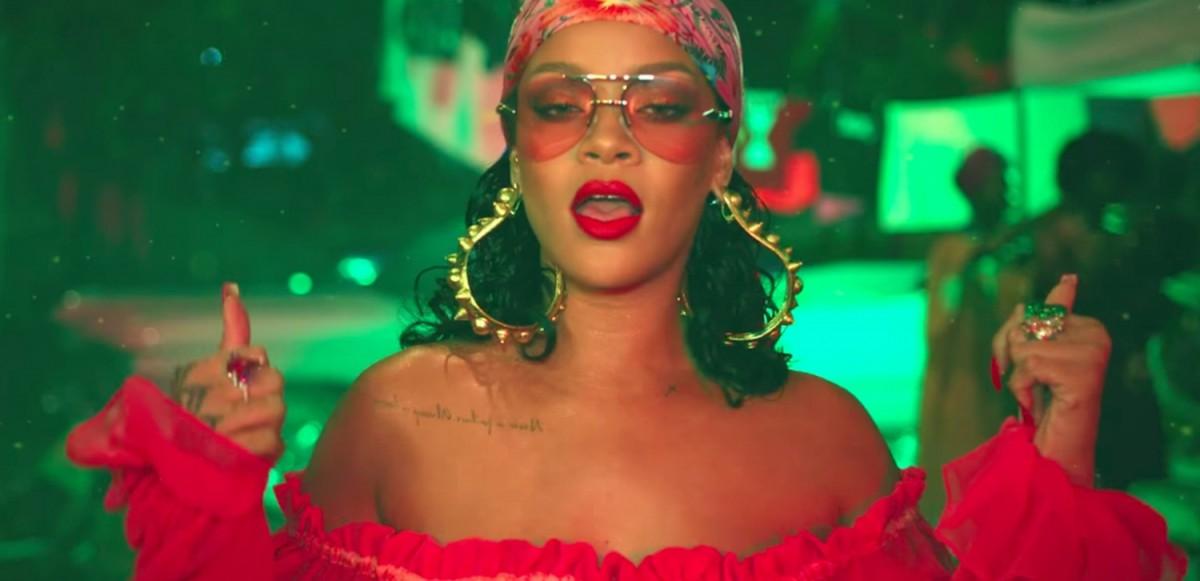 Rihanna är officiellt miljardär – och den rikaste kvinnliga artisten