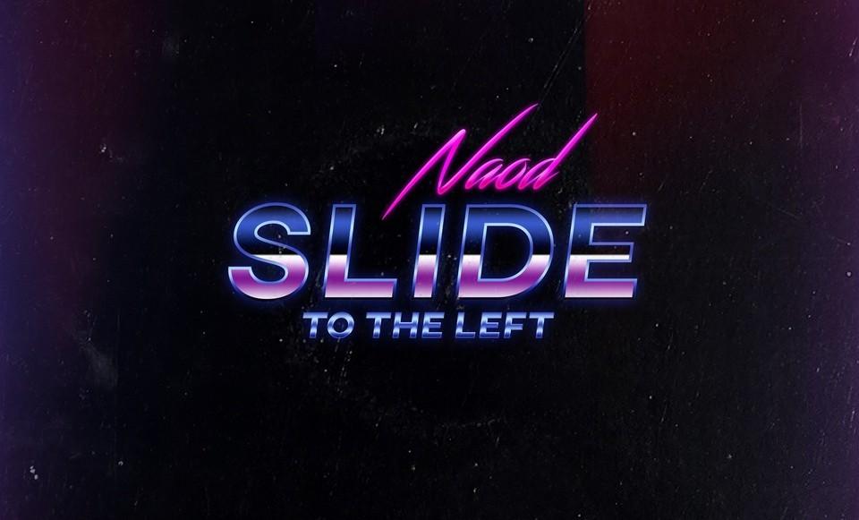 """Naod släpper """"Slide to the Left"""" från kommande EP"""