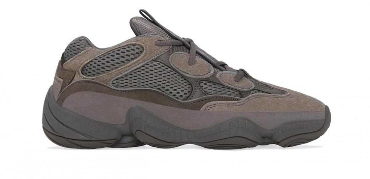 """Spana in adidas YEEZY 500 """"Clay Brown"""""""