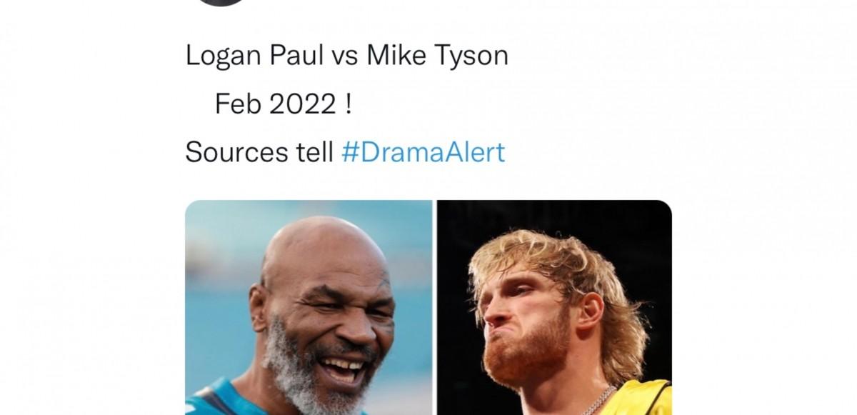 Mike Tyson tillbaka i ringen?